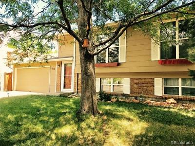 Lafayette Single Family Home Active: 307 West Lucerne Drive