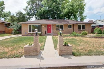 Lakewood CO Single Family Home Active: $529,900