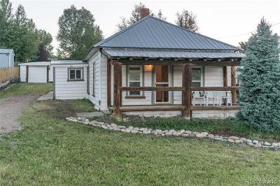 Routt County Single Family Home Active: 21535 State Hwy 131