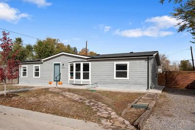 Mar Lee Single Family Home Under Contract: 3975 West Mosier Place