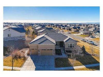 Broomfield Single Family Home Under Contract: 4661 Belford Circle