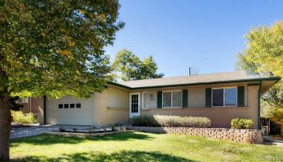 Aurora Single Family Home Active: 2535 South Pagosa Street