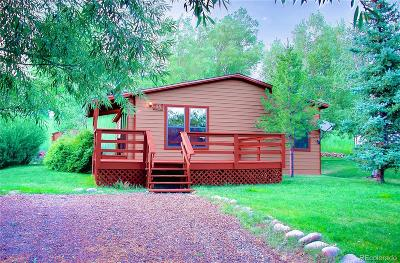 Steamboat Springs CO Single Family Home Active: $122,000