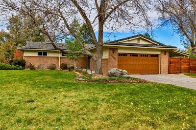 Wheat Ridge Single Family Home Active: 10285 West 33rd Avenue