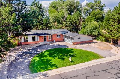 Denver Single Family Home Active: 2549 South Holly Place