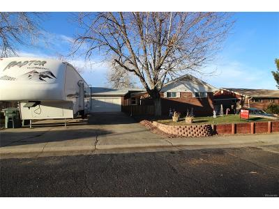 Northglenn Single Family Home Active: 10939 East 109th Place