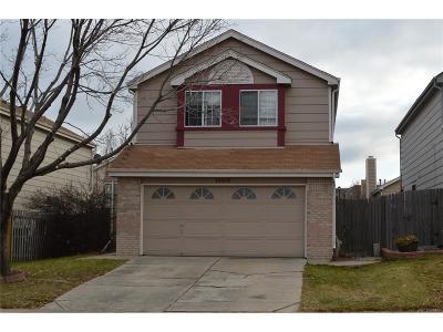 Littleton Single Family Home Active: 13016 West Cross Drive
