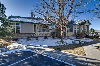 Aurora Condo/Townhouse Active: 1651 South Emporia Court
