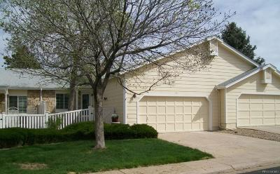 Highlands Ranch Condo/Townhouse Under Contract: 13 Shetland Court