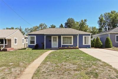Regis Single Family Home Under Contract: 5050 Decatur Street