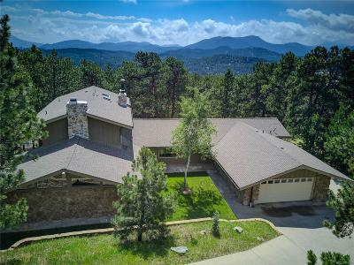 Evergreen Single Family Home Under Contract: 2756 Hiwan Drive