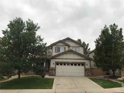 Highlands Ranch Single Family Home Under Contract: 4788 Laurelglen Lane