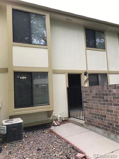 Thornton Condo/Townhouse Active: 1858 West 102nd Avenue