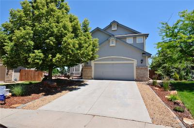 Lone Tree Single Family Home Active: 8841 Fairway Oaks Way