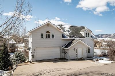 Steamboat Springs Single Family Home Active: 3385 Apres Ski Way