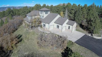 Larkspur Single Family Home Active: 1947 & 1821 Elk View Road