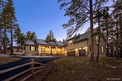 Larkspur CO Single Family Home Active: $1,075,000