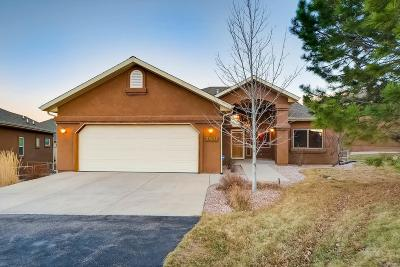 Monument Single Family Home Active: 20401 High Pines Drive