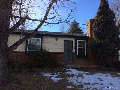 Littleton Single Family Home Active: 11128 West Dorado Place