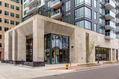 Denver Condo/Townhouse Active: 155 Steele Street #417