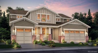 Longmont Single Family Home Under Contract: 2341 Tyrrhenian Circle