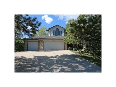 Monument Single Family Home Under Contract: 20150 Sheriffs Cove