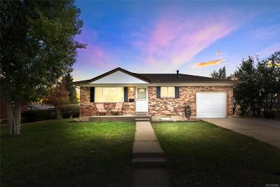 Northglenn Single Family Home Active: 2080 East 114th Place