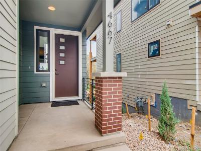 Denver Condo/Townhouse Active: 4667 West 50th Place #53W