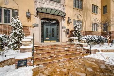 Denver Condo/Townhouse Active: 1515 East 9th Avenue #208