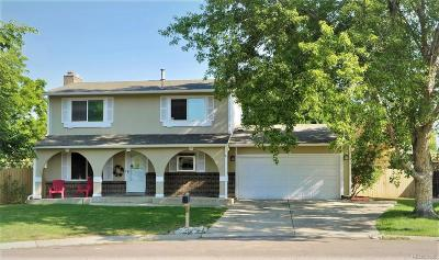 Arvada Single Family Home Active: 6109 West 84th Place