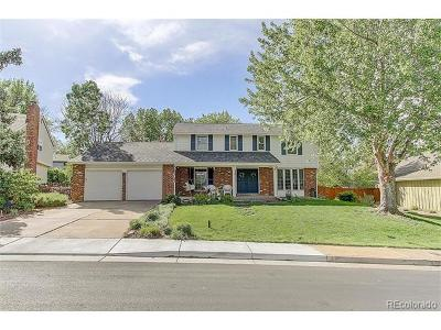 Willow Creek Single Family Home Active: 8336 East Jamison Circle