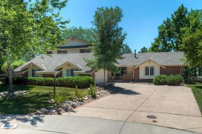 Centennial Single Family Home Active: 6488 South Heritage Place East