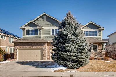 Longmont Single Family Home Active: 1646 Stones Peak Drive