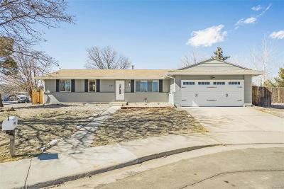 Broomfield Single Family Home Under Contract: 2191 Ridge Drive