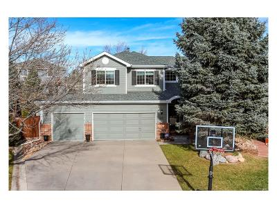 Highlands Ranch Single Family Home Under Contract: 4371 Swansboro Way