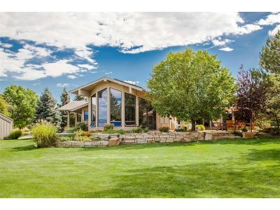 Boulder Single Family Home Under Contract: 2257 Mead Drive