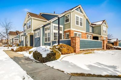Broomfield Condo/Townhouse Under Contract: 13900 Lake Song Lane #S3