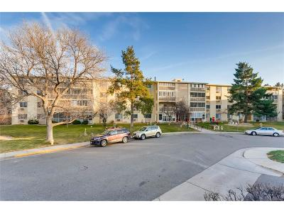 Aurora Condo/Townhouse Active: 3164 South Wheeling Way #401
