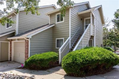Aurora Condo/Townhouse Active: 19131 East Wyoming Drive #202