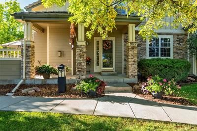 Highlands Ranch Condo/Townhouse Under Contract: 8912 Tappy Toorie Place