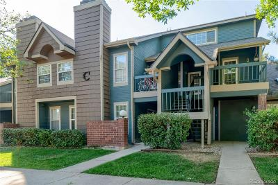 Chestnut Village Condo/Townhouse Under Contract: 3565 Windmill Drive #C8