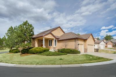 Castle Rock Single Family Home Active: 3211 Country Club Parkway