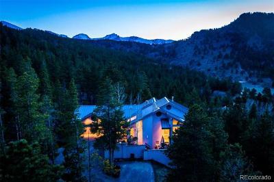 Estes Park Single Family Home Active: 2725 Nimbus Drive