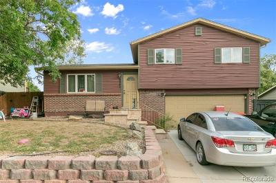 Littleton CO Single Family Home Active: $380,000