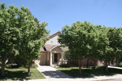 Frederick Single Family Home Under Contract: 7992 Shamrock Circle