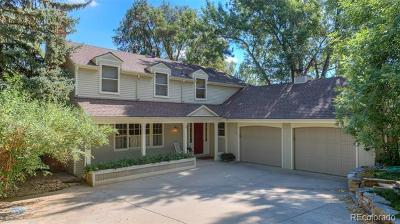 Boulder Single Family Home Active: 330 16th Street