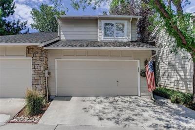 Denver Condo/Townhouse Active: 4605 South Yosemite Street #23