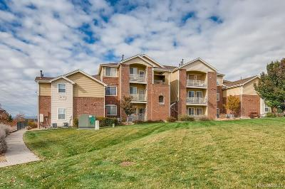Aurora Condo/Townhouse Active: 2675 South Danube Way #206