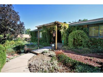 Denver Single Family Home Active: 910 South Florence Street