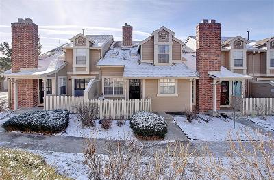 Aurora Condo/Townhouse Under Contract: 14115 East Radcliff Circle